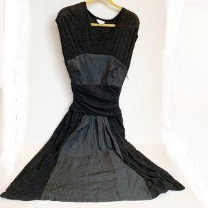 MaxMara wool and silk blend midi dress